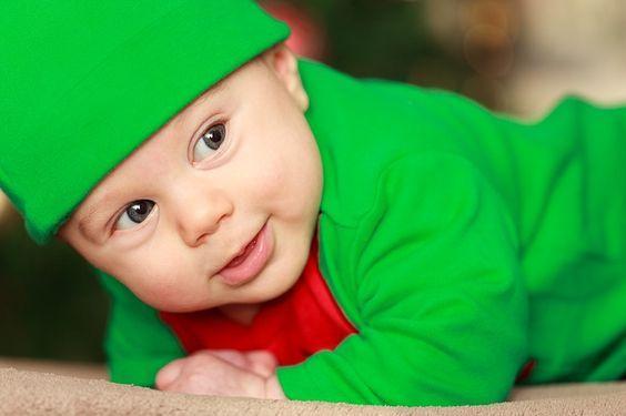 Das Baby ist 4,5 Monate alt - der Entwicklungsschub in der 19. Woche