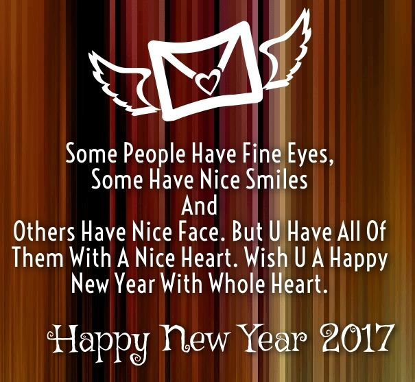 nye new year messages