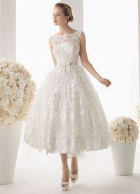 кружевные свадебные платья 2016 года4