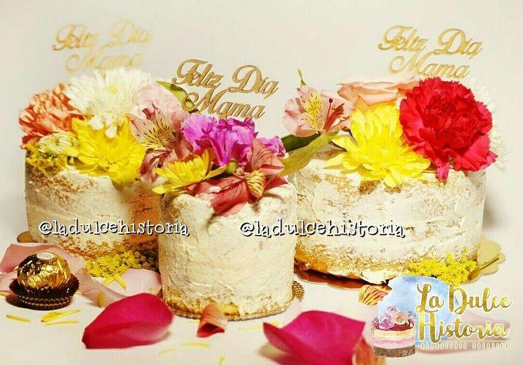 Mini cakes día de la madre