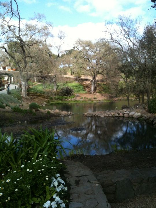Domaine Chandon in Yountville, CA