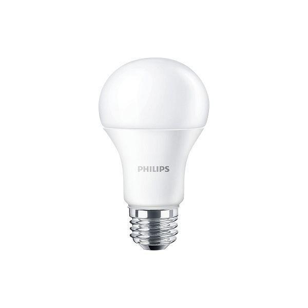 Bec LED Philips 10.5W E27 A60 lumina calda http://www.etbm.ro/becuri-led