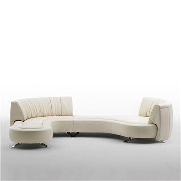 De Sede DS-1064 Sectional Sofa - Style # 1064, Contemporary Leather Sofa & Leather Sectional Sofas | SwitchModern