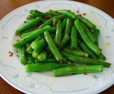 Recipe Stir-fry Green Beans(Chinese Style) by TraceyChen7 - Recipe of category Main dishes - vegetarian