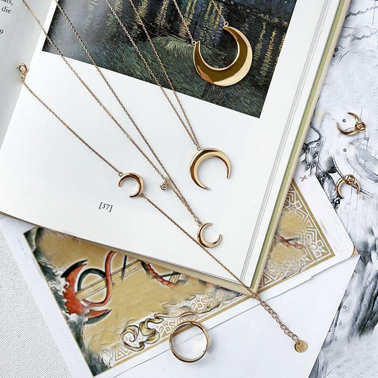 Neckless WILD jewellery ANIA KRUK