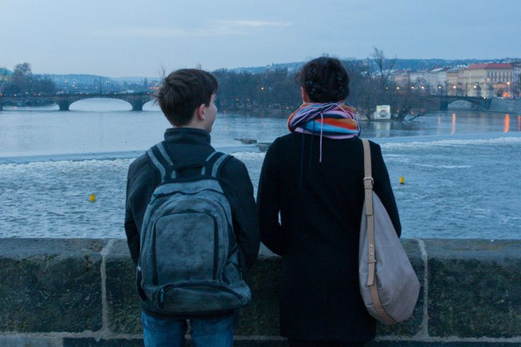 Early morning on Charles Bridge, Prague