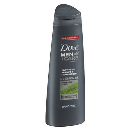 Dove Shampoo and Conditioner Minerals & Sage - 12 oz.