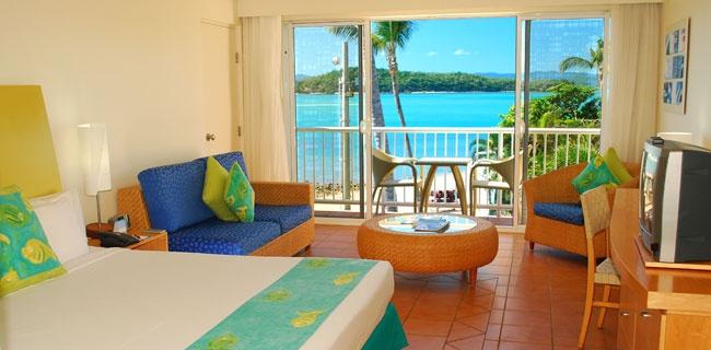 Daydream Island Resort and Spa Ocean Balcony Room
