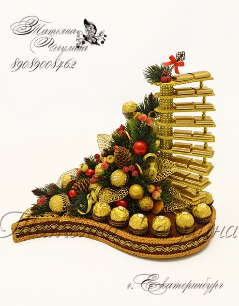 Gallery.ru / Фото #35 - Бизнес-подарки, символы успеха, подарки руководителям - tatyana-che