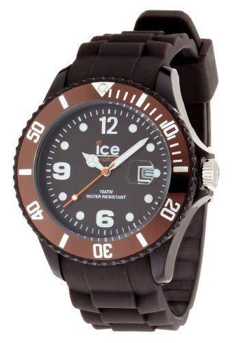 Ice-Watch Armbanduhr ice-Chocolate Big Braun CT.KC.B.S.10 - http://uhr.haus/ice-watch/one-size-ice-watch-armbanduhr-ice-chocolate-braun