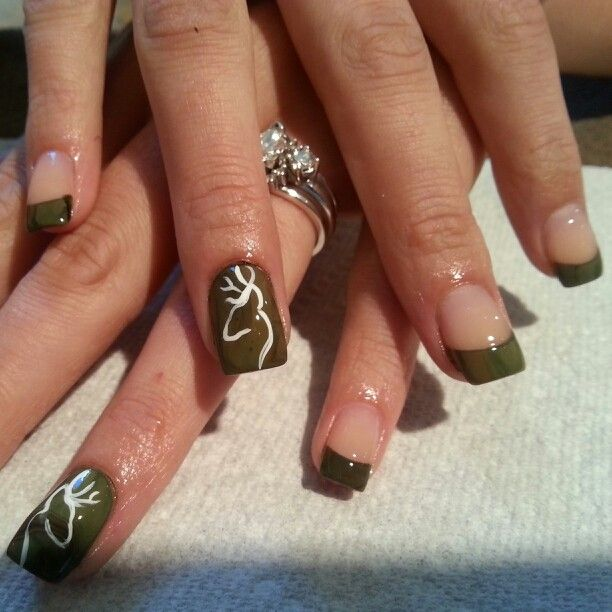 Camo toe nail designs image collections nail art and nail design camo nail tip designs images nail art and nail design ideas camo nail designs pictures gallery prinsesfo Gallery