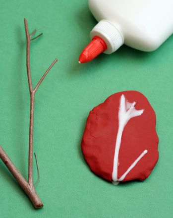 Activities: Make a Fossil From Glue!