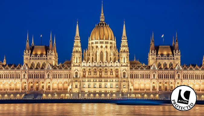 UK Holidays: Budapest, Hungary: 2-4 Night Hotel Stay With Flights - Up to 48% Off for just: £59.00 Explore the beauty of Budapest with a 2-4 night stay in the Hungarian city      Stay in a double en suite room at the Korona Panzio Hotel      Located close to Buda Castle and St. Stephen's Basilica      Free Wi-Fi access runs throughout and there's a sauna and bar on site      Take in the magic...