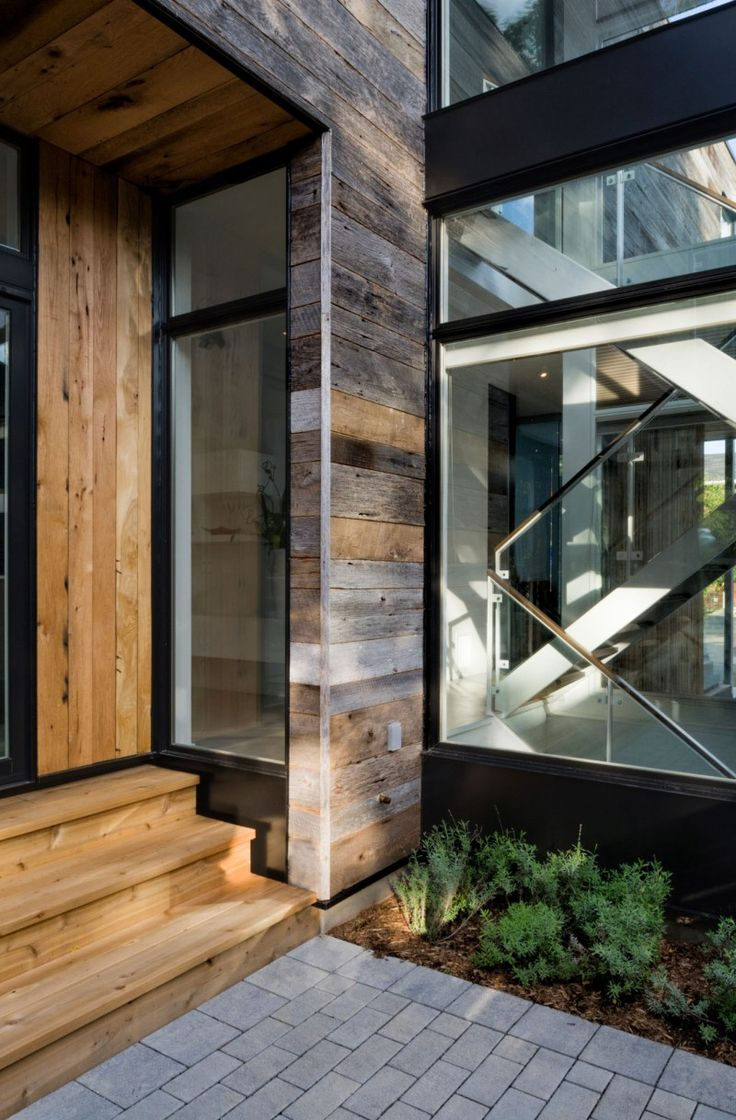 Reclaimed. Christopher Simmonds Architect