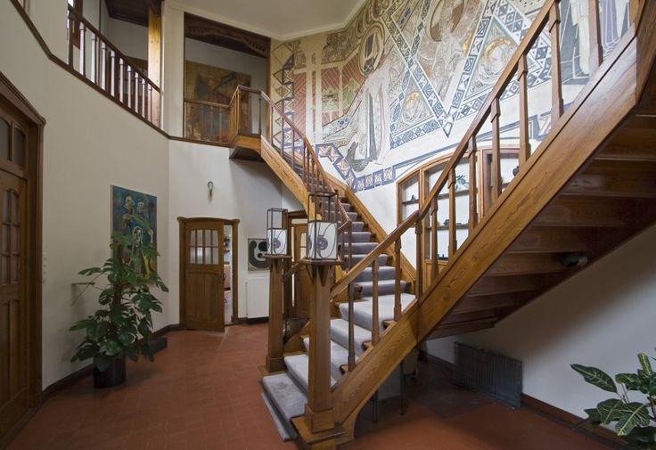 25 besten Art Nouveau Villa De Zeemeeuw (Seagull), Den Haag Bilder ...