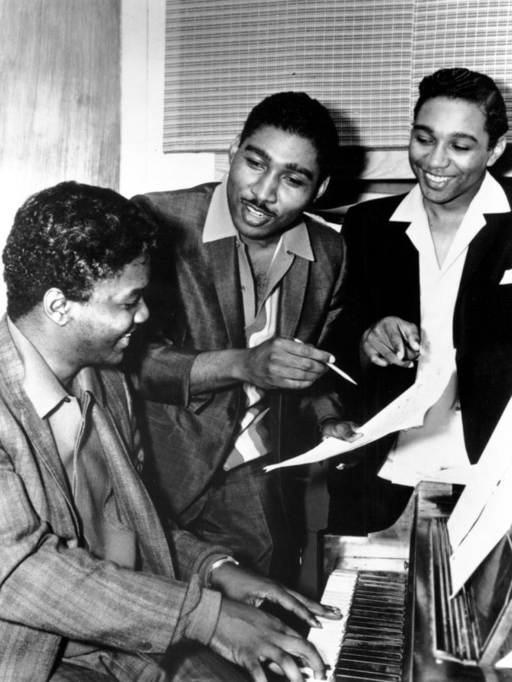 Lamont Dozier, EdwardHolland Jr  Brian Holland was the songwriting  Production team that wrote, arranged  produced many songs that helped define the Motown sound in the 1960s (Mickey's Monkey, Come See About Me, love is Like A Heatwave, can I Get a Witness, Baby Love, baby I Need Your Loving, Reflections, Can't Help Myself, Can't Hurry Love (Just to Name A Few). The trio were inducted into The Soul Music Hall Of Fame (2012), Songwriters Hall of Fame (1988)  Rock and Roll Hall of Fame (1990)
