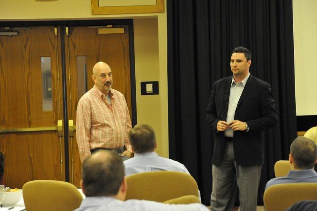 Gitomer Event - St. Louis    www.onesocialmedia.com