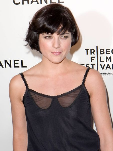 Selma Blairs chic: Style, Selma Blairs, Blairs Chic, Selma Blair Bob, Hair Cut, Chic A Hair Story, Short Bobs, Blair Chic