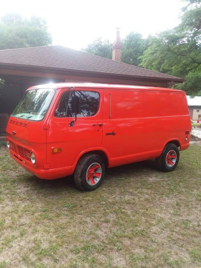 e5aff4b1c5 1968 CHEVY SWB VAN - cars   trucks - by owner - vehicle automotive sale