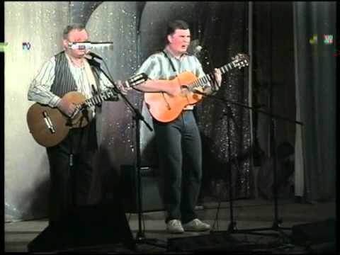В.Берковский, Д.Богданов - Пущино 1998 г. - 2.