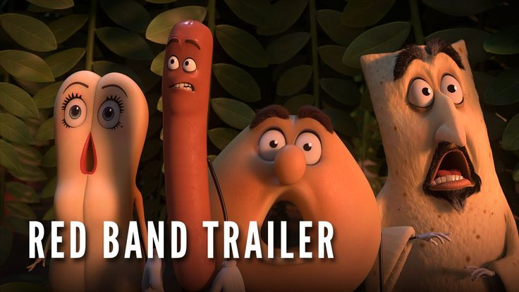 Sausage Party, 1st R-Rated CG Animated Movie Is About a Sausage Trying to Save His Friends