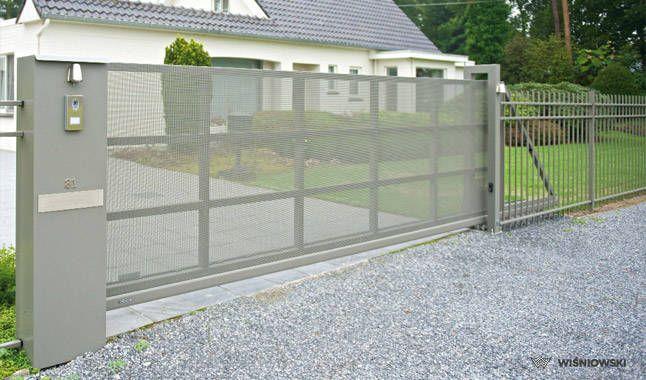 WIŚNIOWSKI: Kolekcja ogrodzeń MODERN - AW.10.111