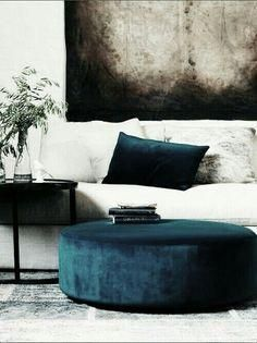 subdued blue.