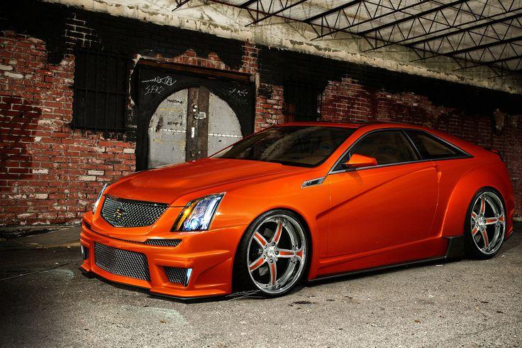Cadillac CTS-V Coupe by MurilloDesign.deviantart.com on @deviantART