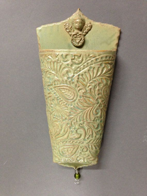 22 best Ceramic wall vases images on Pinterest | Ceramic wall art ...