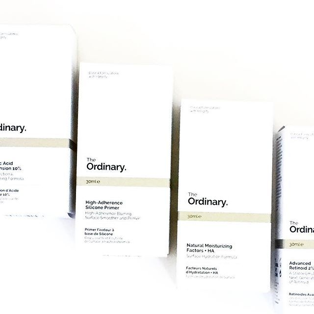 Hi lovelies! I hope you've had a great day today and are finding some time to relax this evening 🌙🌙🌙 Tonight I'm showing you my Haul from The Ordinary @deciem I picked up the Azelic Acid suspension (to even and brighten the skin), the high adherence silicone Primer, that natural moisturising factors, and the advanced Retinol (anti-aging). I am really focusing on putting my skin first this summer and stopping aging before it even occurs! Really looking forward to giving these a good go and…