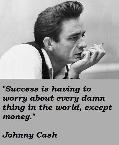Quote From Johnny Cash Excuse The Language