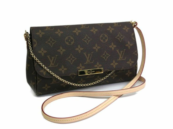 Louis #Vuitton Favorite PM Shoulder Bag Monogram(BF059530). Was $766 now $706. global.elady.com