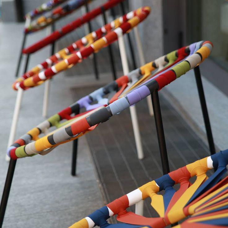 Lastika armchair designed by V. Velikov #lagodesign #vitality #designer #lagostudio #armchair
