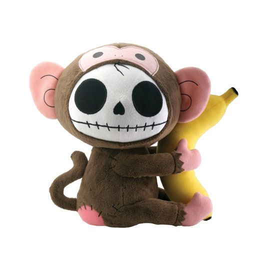 Furrybones® Munky Plush by Summit Collection