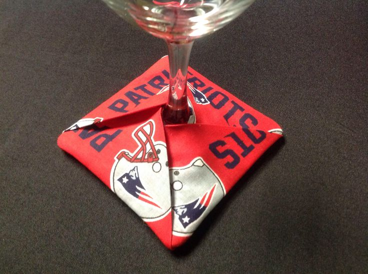 A personal favorite from my Etsy shop https://www.etsy.com/listing/518557942/new-england-patriots-licensed-wine