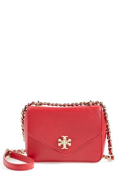 Tory Burch 'Mini Kira' Chain Clutch available at #Nordstrom