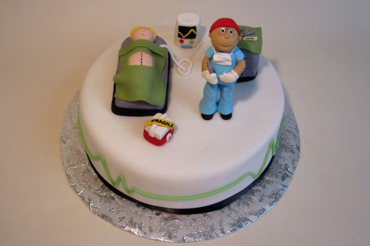 surgeon themed cakes Pin Surgeon Chocolate Cake With ...