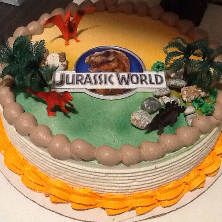 Edible Cake Images Dairy Queen : 66 best images about Party Ideas on Pinterest Jurassic ...
