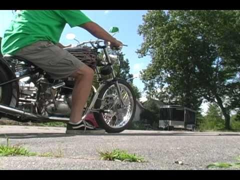 69 Triumph 750 5 Speed Bobber www.gothardt.com