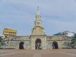 Torre del Reloj - Cartagena (Colombia)