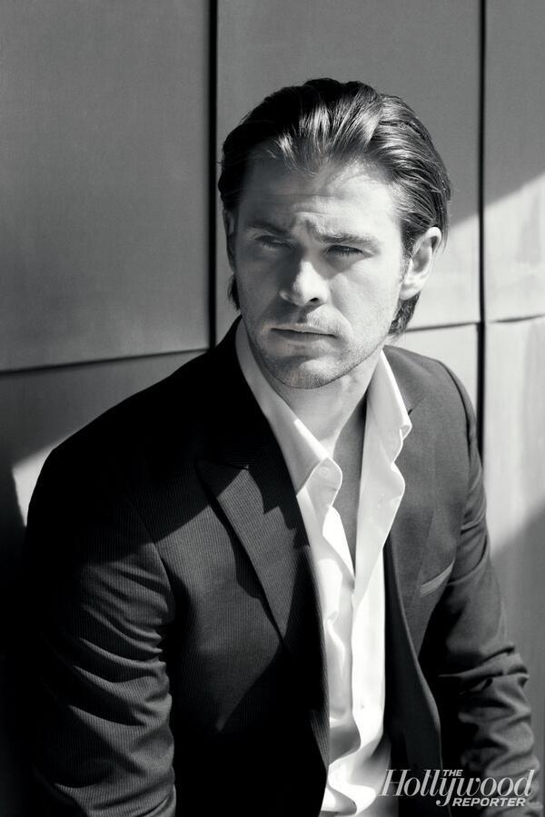 Chris Hemsworth via Twitter