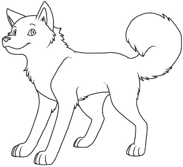 Puppy Coloring Pages In 2020 Puppy Coloring Pages Dog Coloring