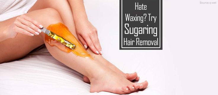 What is Sugaring Hair Removal? Waxing Vs Sugaring