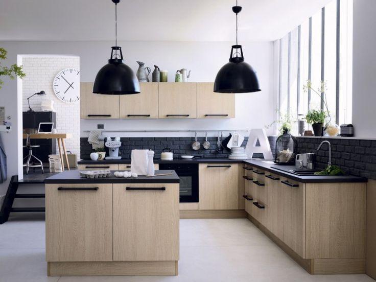 17 best images about cuisine on pinterest plan de - Deco plan de travail cuisine ...
