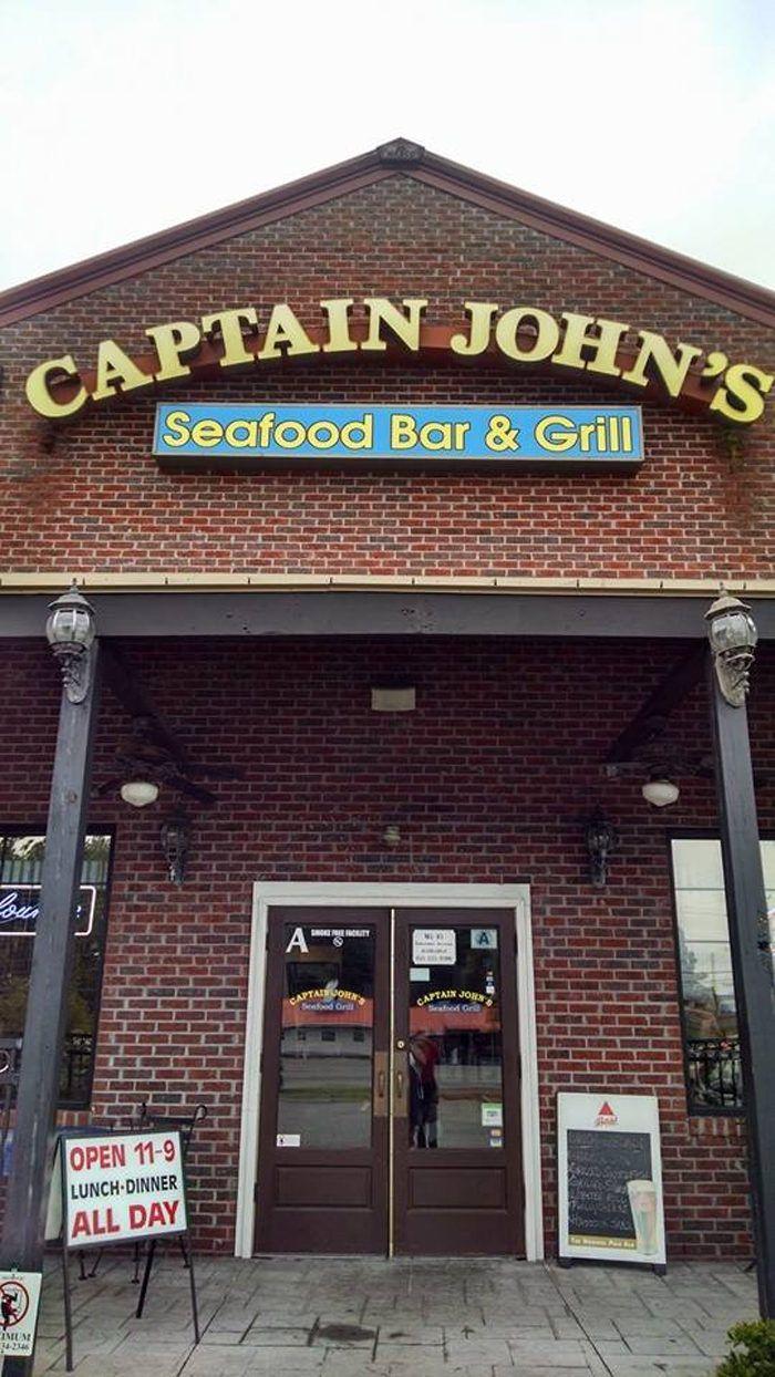 Seafood Restaurants In Simpsonville Sc
