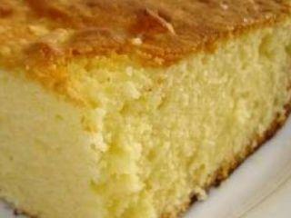 Torta, bizcocho microondas en 10 minutos