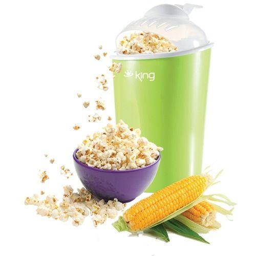 Patlamış mısır sevenlere özel çok pratik bir mısır patlatma makinesi.