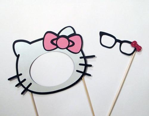 cute printable mask idea ...masquerade glasses!