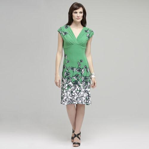 JNY Dresses  FLORAL 40'S DRESS $124.00