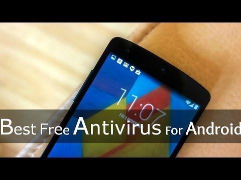 Best Antivirus For Android Phones [2014]